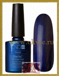 SHELLAC CND 548 MIDNIGHT SWIM ГЕЛЬ-ЛАКИ,7,3ml.