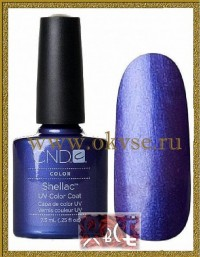 SHELLAC CND 530 PURPLE PURPLE ГЕЛЬ-ЛАКИ, 7,3ml.