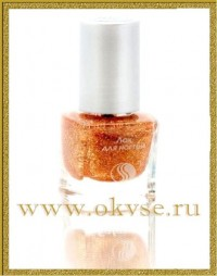 Solomeya Лак для ногтей Тон 235 Golden Fleece/ Золотое Руно 6 ml